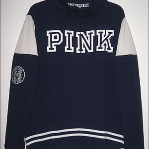 Pink Victoria Secret Zip Up